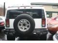 2003 White Hummer H2 SUV  photo #3