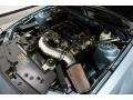 2006 Windveil Blue Metallic Ford Mustang GT Premium Convertible  photo #54