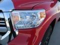 2016 Radiant Red Toyota Tundra SR5 CrewMax 4x4  photo #9