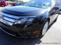 2011 Tuxedo Black Metallic Ford Fusion SE V6  photo #33