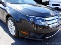 2011 Tuxedo Black Metallic Ford Fusion SE V6  photo #34