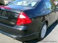 2011 Tuxedo Black Metallic Ford Fusion SE V6  photo #35