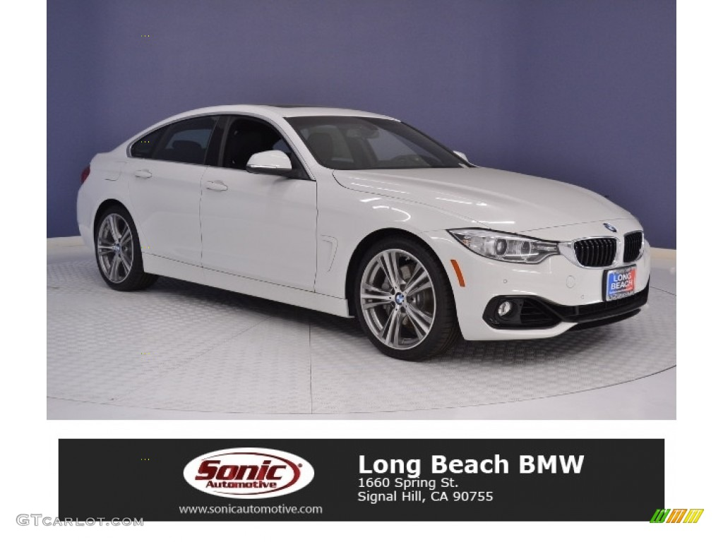 2016 alpine white bmw 4 series 435i gran coupe 111130933. Black Bedroom Furniture Sets. Home Design Ideas
