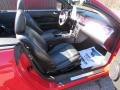2009 Torch Red Ford Mustang V6 Convertible  photo #9