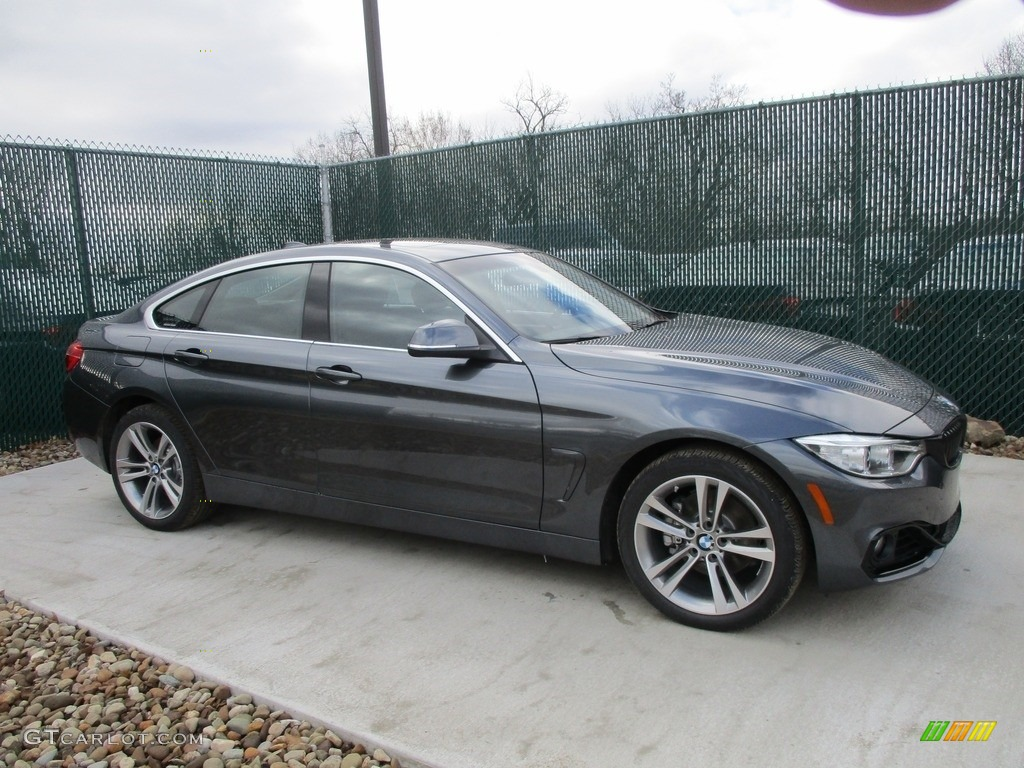 Mineral Grey Metallic BMW 4 Series