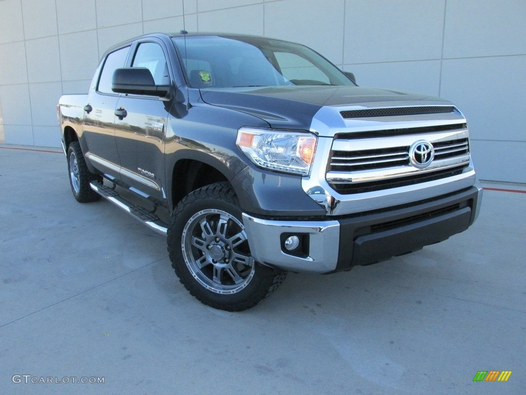 2016 magnetic gray metallic toyota tundra sr5 crewmax 4x4 111184312 car color. Black Bedroom Furniture Sets. Home Design Ideas