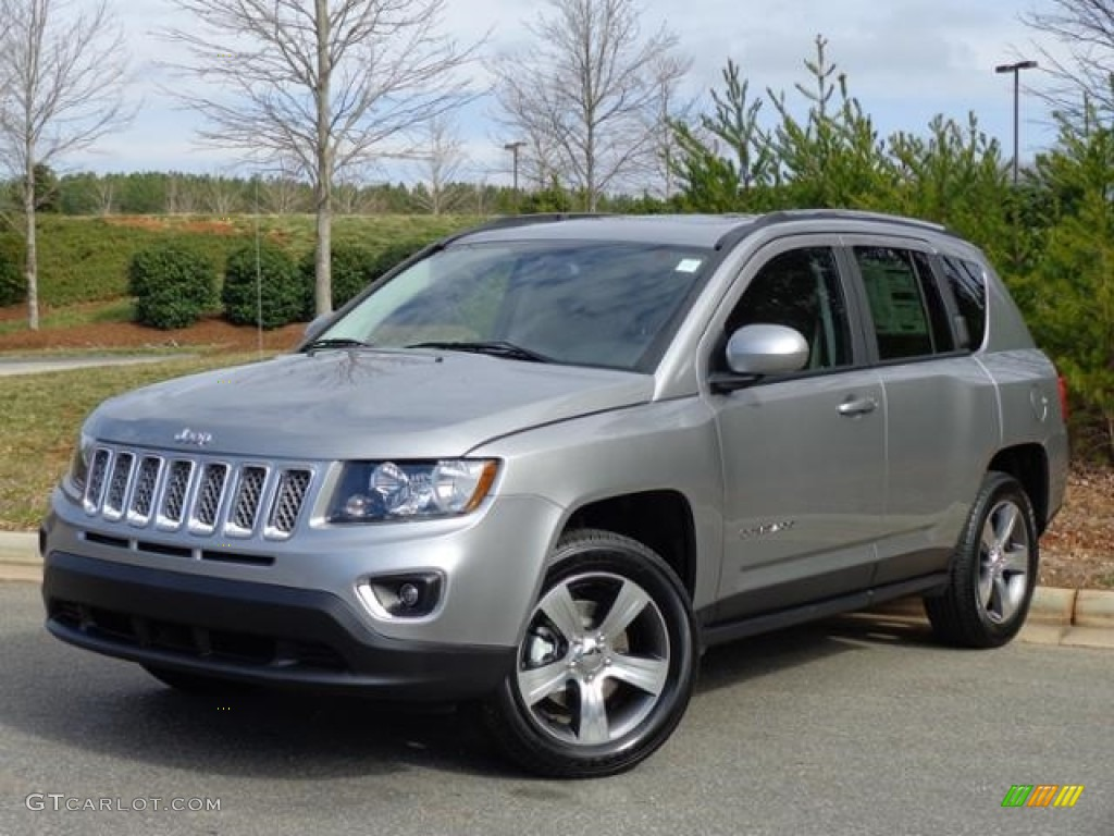2016 billet silver metallic jeep compass high altitude 111213210 photo 2 car. Black Bedroom Furniture Sets. Home Design Ideas