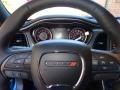 2016 Dodge Challenger Black Interior Steering Wheel Photo