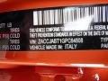 2016 Omaha Orange Jeep Renegade Latitude  photo #15
