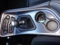 2016 Dodge Challenger Black Interior Transmission Photo