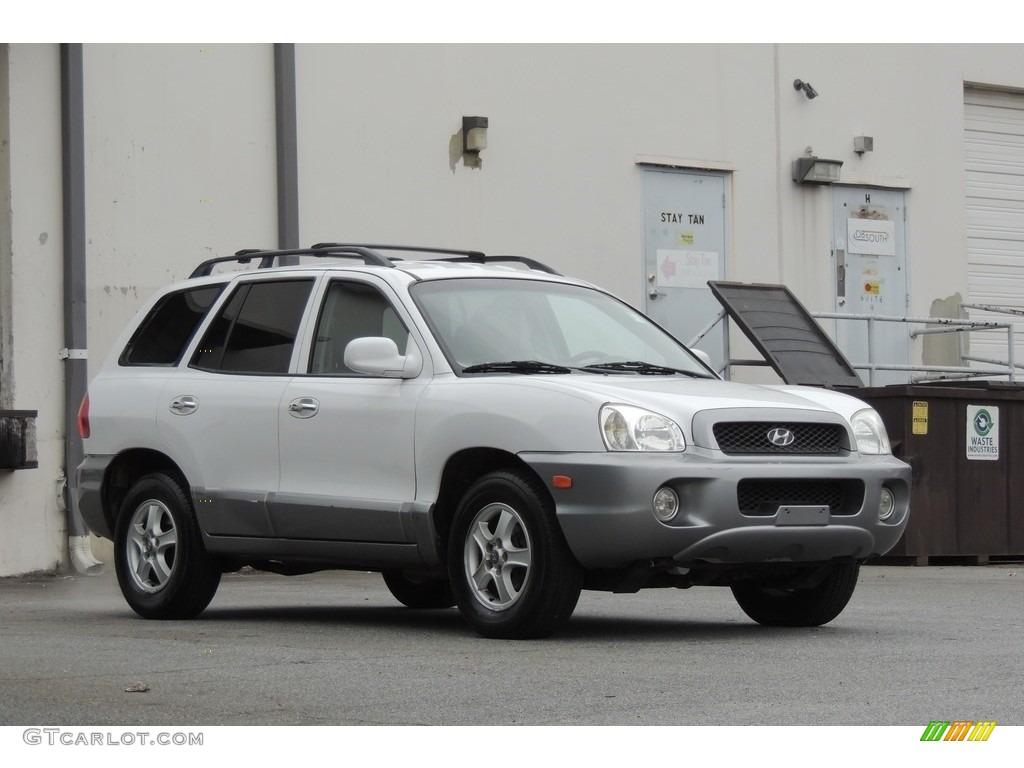 2001 Hyundai Santa Fe Gls V6 Exterior Photos Gtcarlot Com