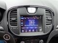 2015 Chrysler 300 Black Interior Controls Photo