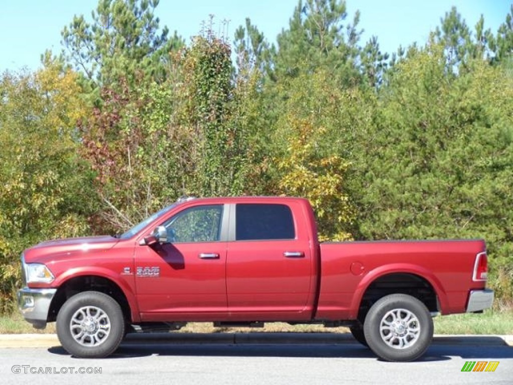 deep cherry red crystal pearl ram 2500 - 2015 Dodge Ram 2500 Red