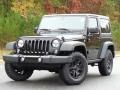Black 2016 Jeep Wrangler Gallery