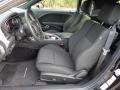 2016 Dodge Challenger Black Interior Interior Photo