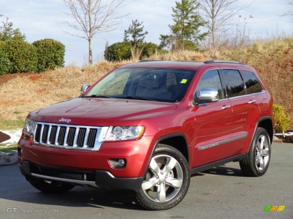 2013 Jeep Grand Cherokee Limited 4x4 Exterior Photos