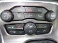 2016 Dodge Challenger Black Interior Controls Photo