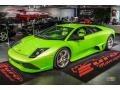 Verde Ithaca (Pearl Green) - Murcielago LP640 Coupe Photo No. 3