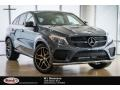 Steel Grey Metallic 2016 Mercedes-Benz GLE 450 AMG 4Matic Coupe