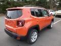Omaha Orange - Renegade Latitude 4x4 Photo No. 7