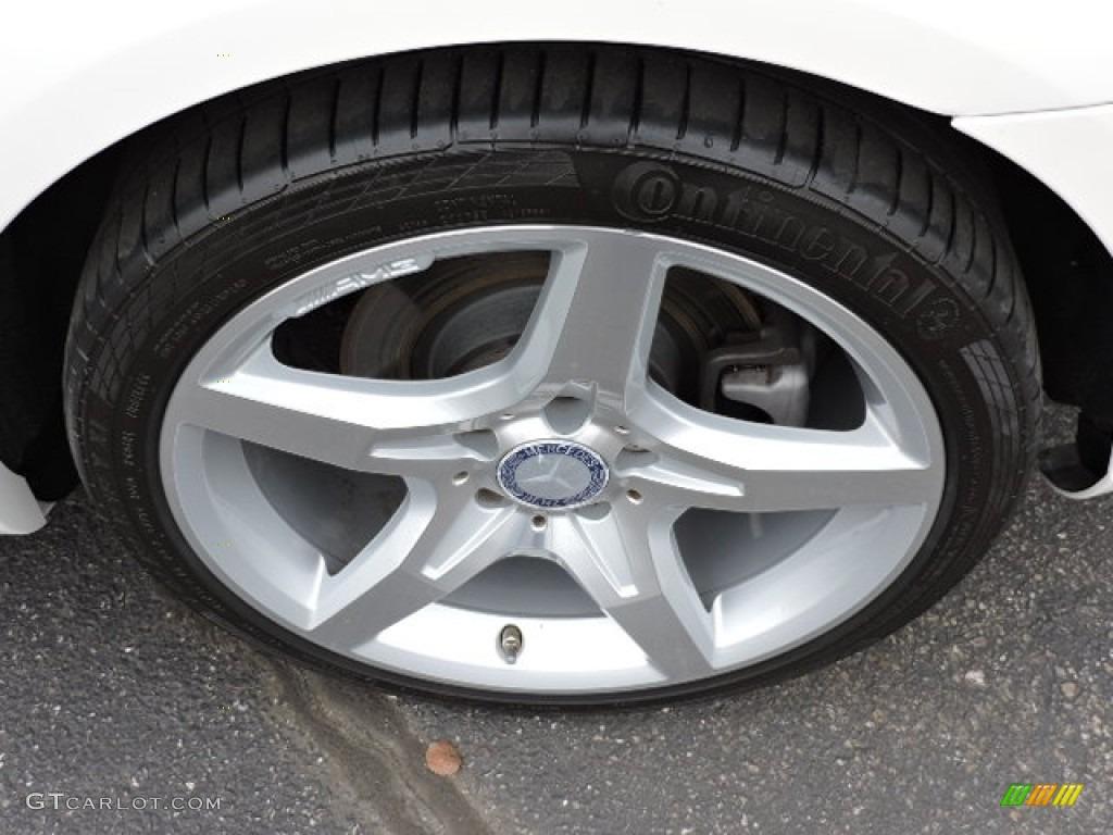 2014 SLK 250 Roadster - Diamond White Metallic / Sahara Beige photo #5