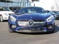 2016 AMG GT S Coupe Brilliant Blue Metallic