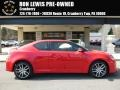Absolutely Red 2015 Scion tC
