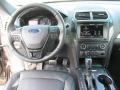 2016 Ford Explorer Ebony Black Interior Interior Photo