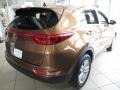 Burnished Copper - Sportage LX AWD Photo No. 4