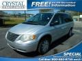 Bright Silver Metallic 2006 Chrysler Town & Country Limited
