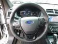 2016 Oxford White Ford Explorer XLT 4WD  photo #17