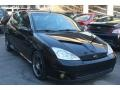 2003 Pitch Black Ford Focus SVT Hatchback  photo #25