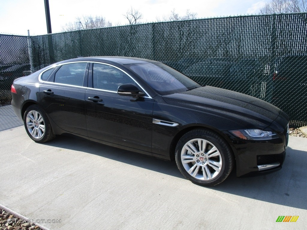 2016 ultimate black jaguar xf 35t awd 111389714 car color galleries. Black Bedroom Furniture Sets. Home Design Ideas