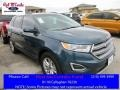 Too Good to Be Blue 2016 Ford Edge SEL