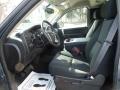2012 Blue Granite Metallic Chevrolet Silverado 1500 LT Regular Cab 4x4  photo #17