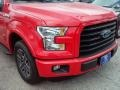 2016 Race Red Ford F150 XLT SuperCrew  photo #12
