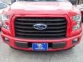 2016 Race Red Ford F150 XLT SuperCrew  photo #17