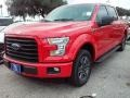 2016 Race Red Ford F150 XLT SuperCrew  photo #18
