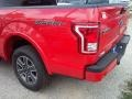 2016 Race Red Ford F150 XLT SuperCrew  photo #21