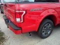 2016 Race Red Ford F150 XLT SuperCrew  photo #23