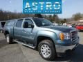 2014 Stealth Gray Metallic GMC Sierra 2500HD SLT Crew Cab 4x4 #111389656
