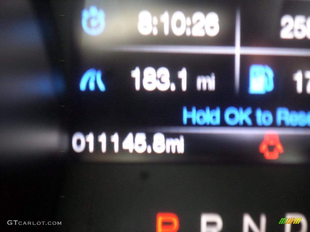 2015 Mustang V6 Convertible - Oxford White / Ebony photo #10