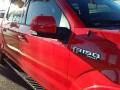 2016 Race Red Ford F150 Lariat SuperCrew  photo #3