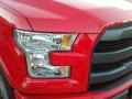 2016 Race Red Ford F150 Lariat SuperCrew  photo #17