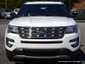 2016 Oxford White Ford Explorer XLT 4WD  photo #8