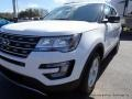 2016 Oxford White Ford Explorer XLT 4WD  photo #34