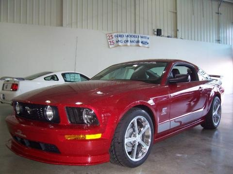 2008 ford mustang steeda gt premium coupe data info and. Black Bedroom Furniture Sets. Home Design Ideas