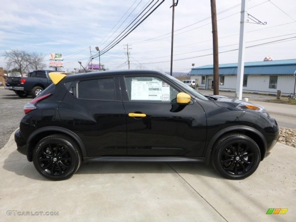 2016 Super Black Nissan Juke Stinger Edition Awd 111501027 Photo 6 Gtcarlot Com Car Color Galleries