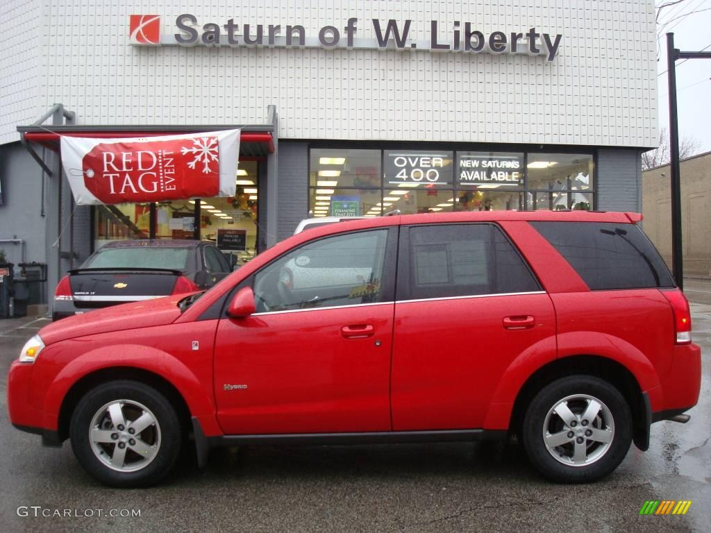 Chili Pepper Red Saturn Vue