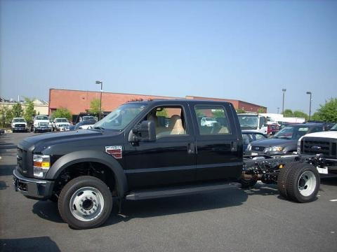 2008 ford f450 super duty xl crew cab chassis data info and specs. Black Bedroom Furniture Sets. Home Design Ideas